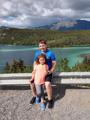 Emerald Lake, Yukon Territory 2018