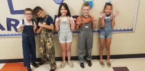 Overalls day