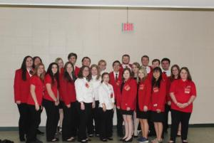 FCCLA State Convention 2019