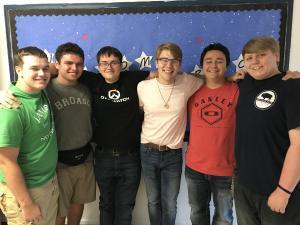 Senior 2019 MOST boys