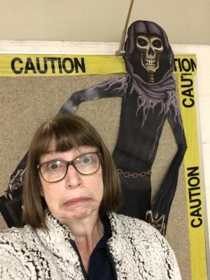 Scary moment at Arnett 2018