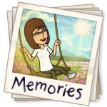 Bitmoji Memories on Swing
