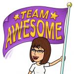 Bitmoji Team Awesome