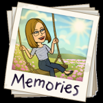 Bitmoji Memories 2021