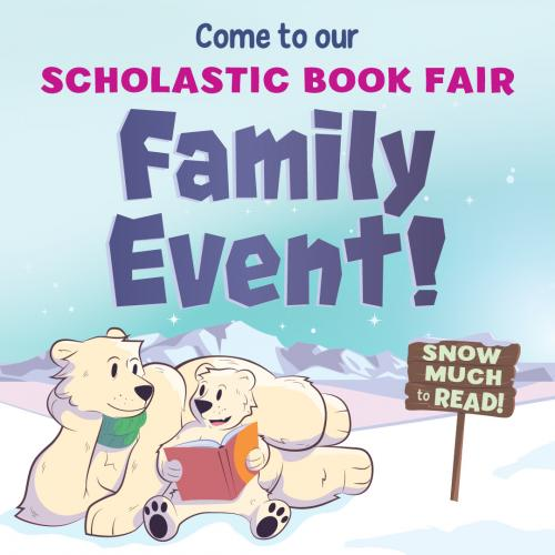 Book Fair polar bears