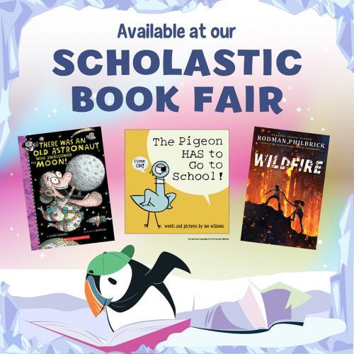 Book Fair with books
