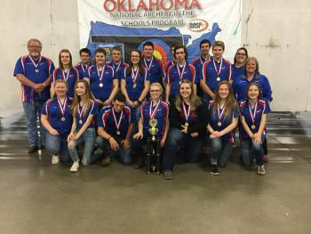 Chandler Archery Wins State