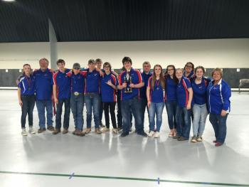Chandler Archery Wins Moore West Meet