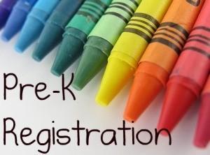 Pre-K Online Registration