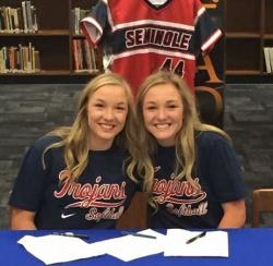 CHS Athletes Sign Letters of Intent