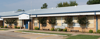 Landscape View facing East Side Elementary