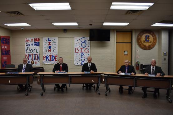 School board 2021