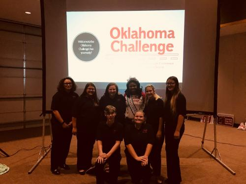 Students Attend Oklahoma Challenge