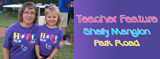 Teacher Feature: Shelly Mangion
