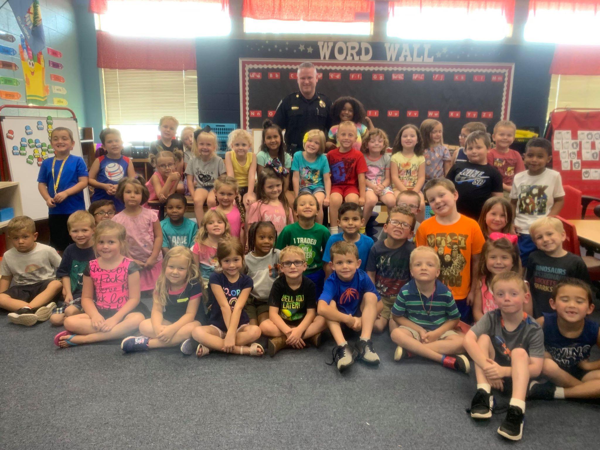 Mrs. Weaver's Kindergarten Class
