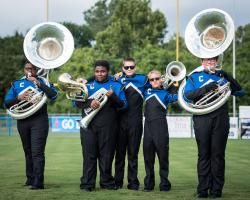 CHS Band Qualifies for State