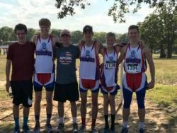 Boys Cross Country Headed to State