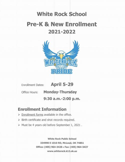 New Enrollment