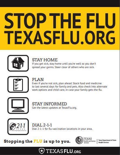 Flu information