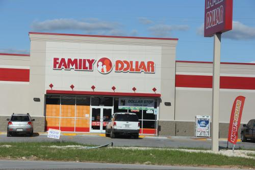 9. Family Dollar
