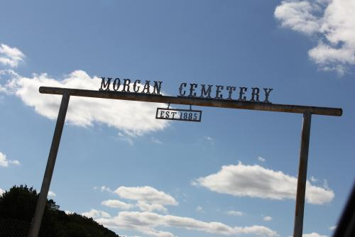 2. Morgan Cemetery