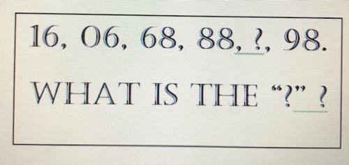 Riddle #3