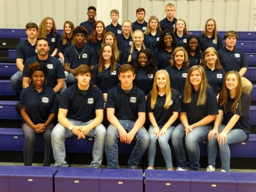 2018-19 Bradley Student Council