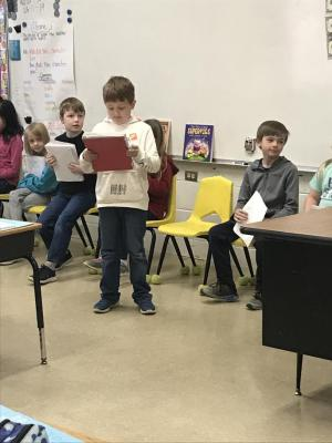 Bring reading to life: Trial for The Big Bad Wolf