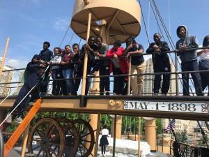 Seaport Museum Trip