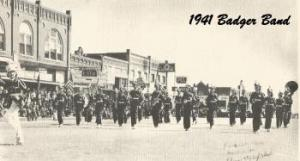 1941 Badger Band