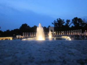 Visiting the Memorials