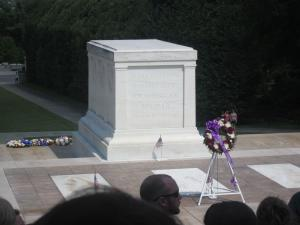 Arlington Cemetery; Memorial Weekend; 2012