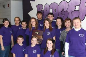 HS Academic Team 2011-12
