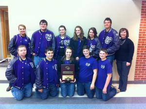 State Academic Tournament 2012-3rd Place