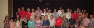 Classes of 1939 - 2016 who attended EC from K / 1st grade through graduation