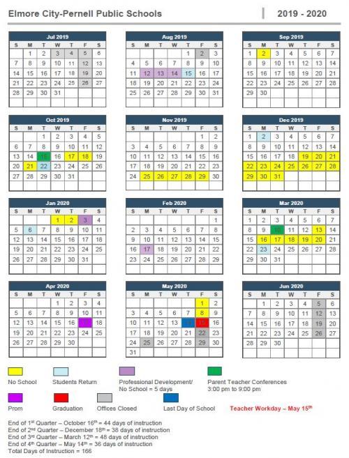 19-20 NEW Calendar