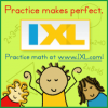 Image that corresponds to IXL Math