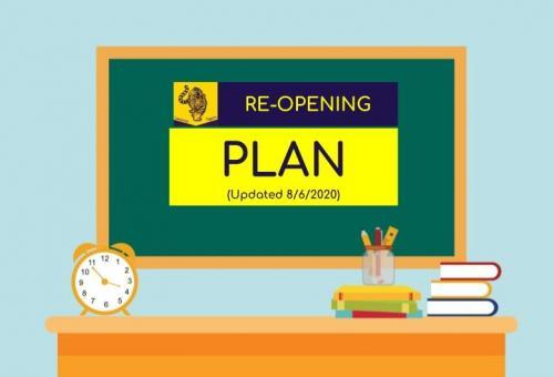 Re-open Plan
