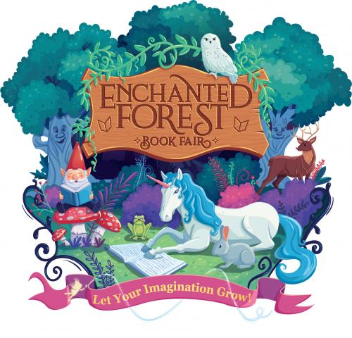 book fair enchanted forest