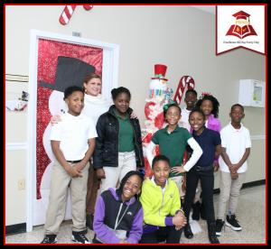 Quiz Bowl Members From All Pine Bluff School District Elementary Schools