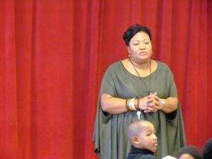 Ms. Dotson, Assistant Principal