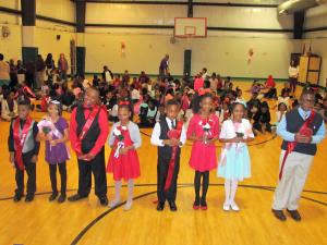 Southwood 3rd and 4th Grade Kings and Queens