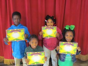 Kindergarten & 1st Grade