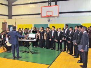 Mabelvale Middle School Choir