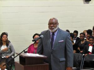 Guest Speaker: Judge Marion Humphrey