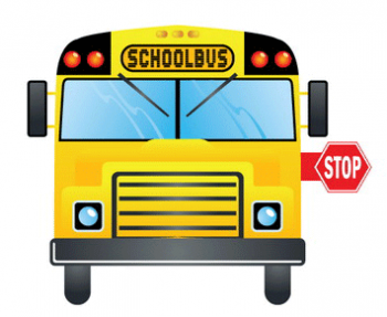 Click the bus for the bus route schedule