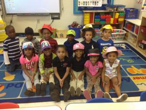 Boultons class Hat Day 2915