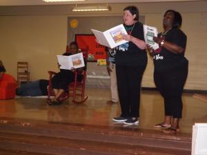 Family Literacy Night 9/19/17