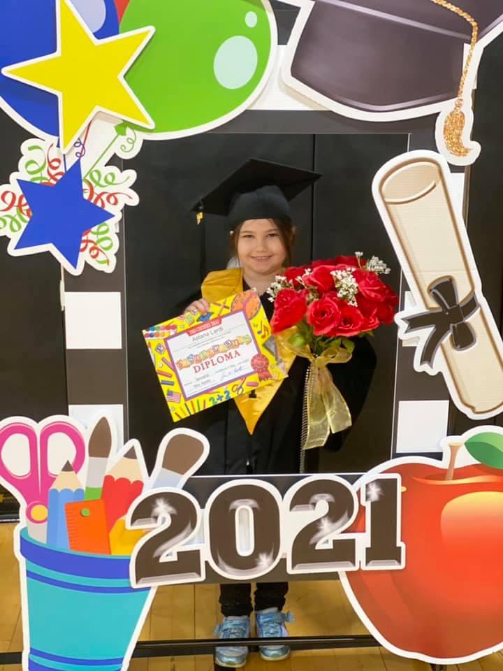Kindergarten Graduate Astona Lardi