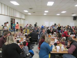 Family Thanksgiving Dinner!